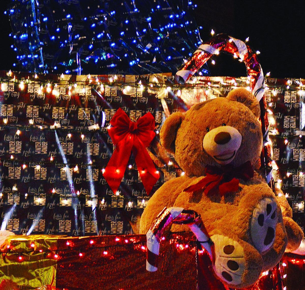 Somerton Christmas Lights Parade