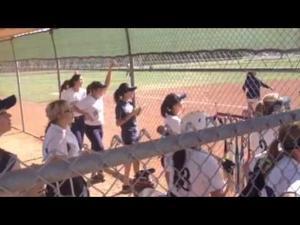 Yuma Catholic softball