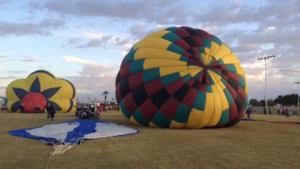Hot Air Balloon Ride Over Yuma