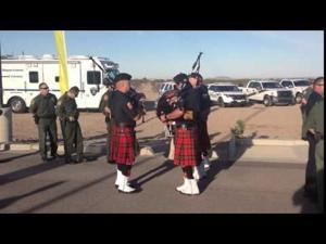AWC Public Safety Institute - bagpipes