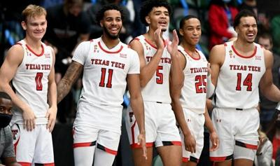 Red Raider basketball 2020