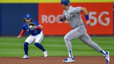 Texas Rangers Toronto Blue Jays