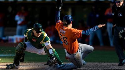 Astros A's