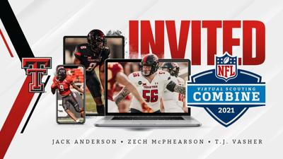 Texas Tech Football NFL Combine