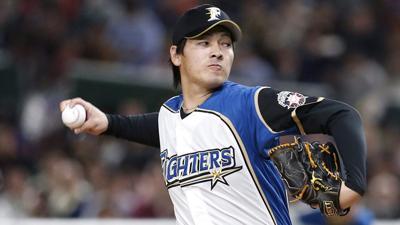 Kohei Arihara Texas Rangers