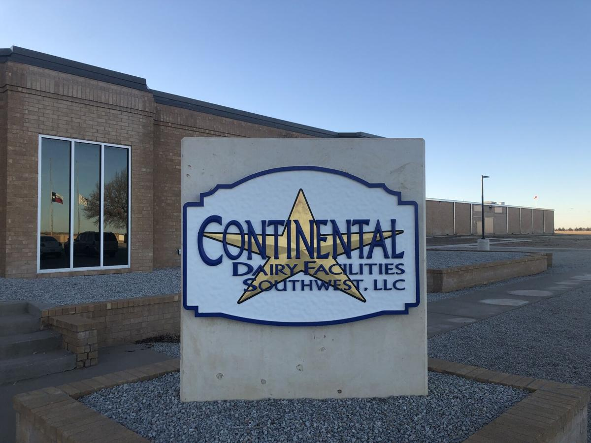 Continental Dairy Facilities Southwest
