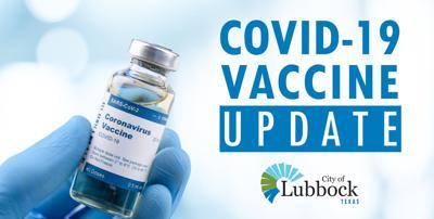 Lubbock COVID-19 vaccine update