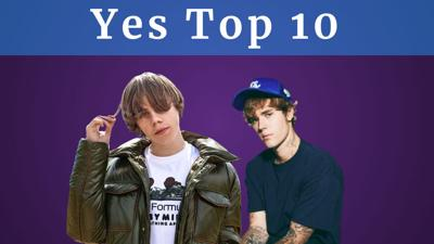 Yes Top 10 Sep 3 Pic