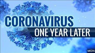 CORONAVIRUS ONE YEAR LATER