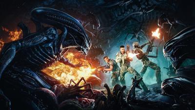 Alien Fireteam Elite Pic