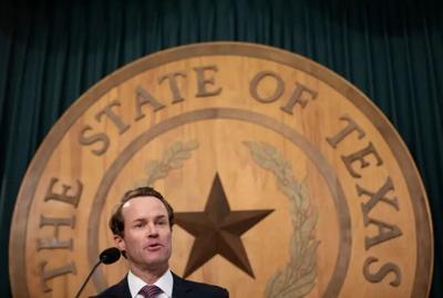 Texas Tribune Rep. Dade Phelan