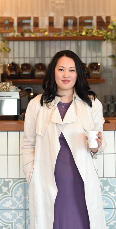Lead + Follow: Bellden Café Founder Claire Sumadiwirya
