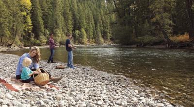 Family River