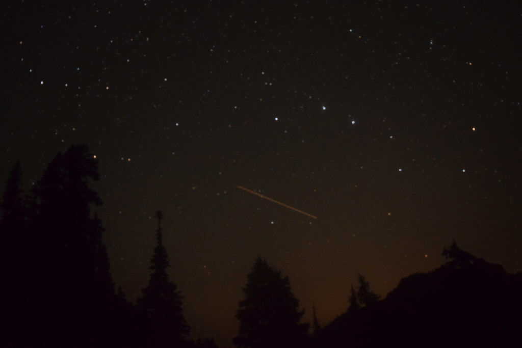 Moonlit Trails and Stargazing Stops