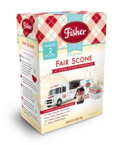 Get Fisher Fair Scones in Bellevue