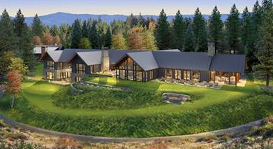 """Tumble Creek Expands with the """"Great House"""""""