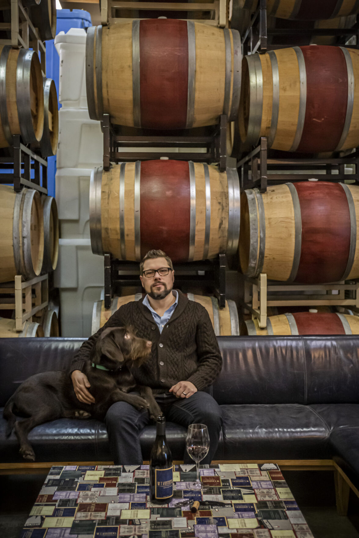 Labor of Love: Meet the Winemakers
