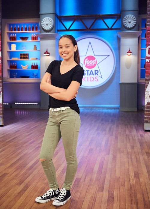 Woodinville Girl to Compete on Food Network