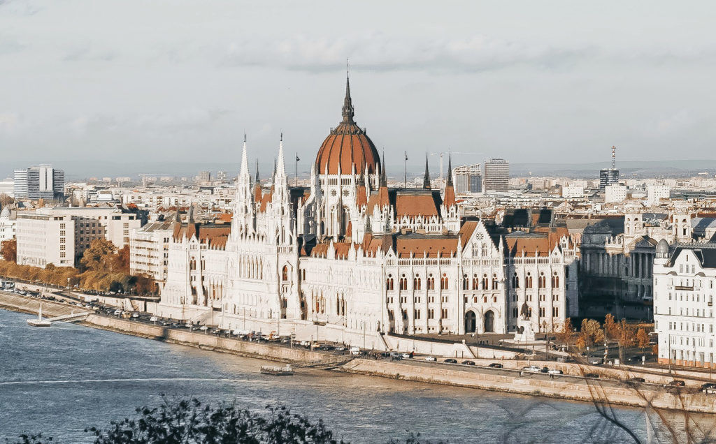 Budapest: Feast for the Eyes, Soul, and Stomach