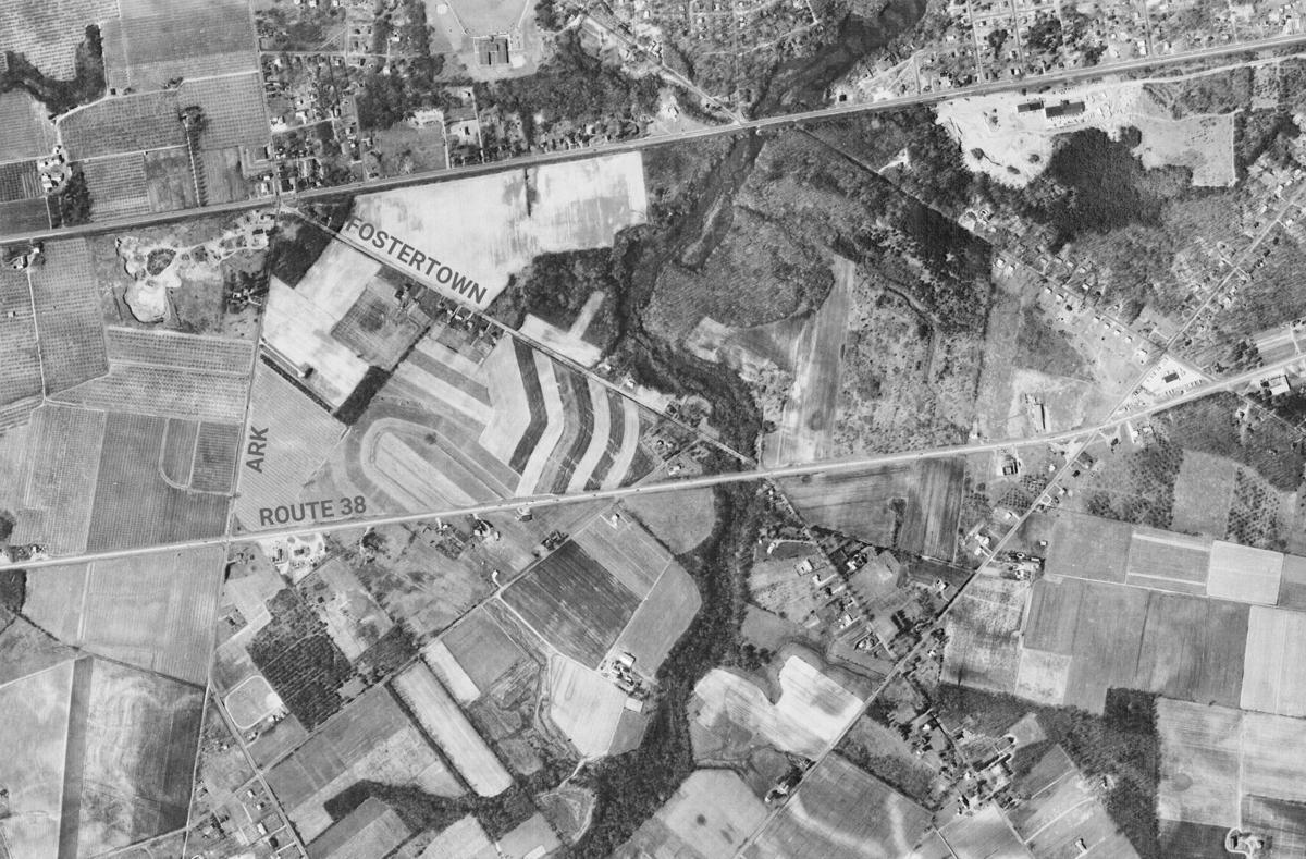 1970 AERIAL DELCO DEVELOPMENT AREA
