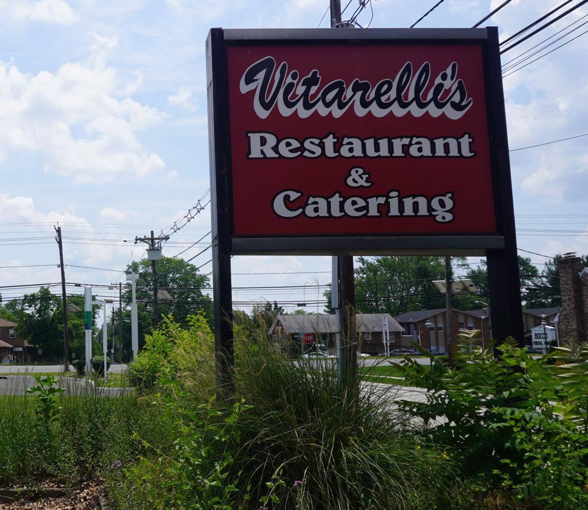 Vitarelli's sign