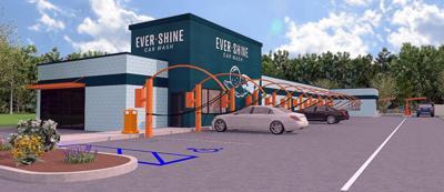 Evershine Car Wash Voorhees