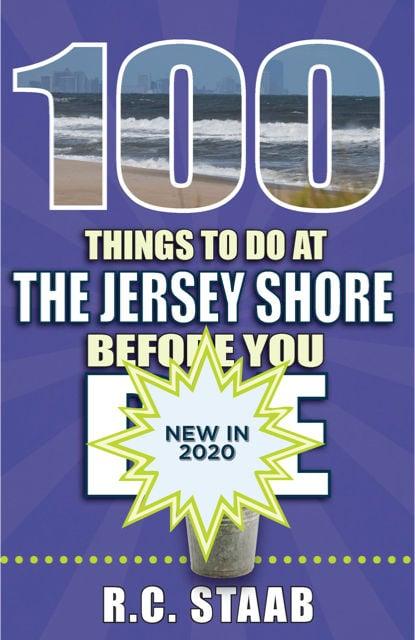 jersey shore book