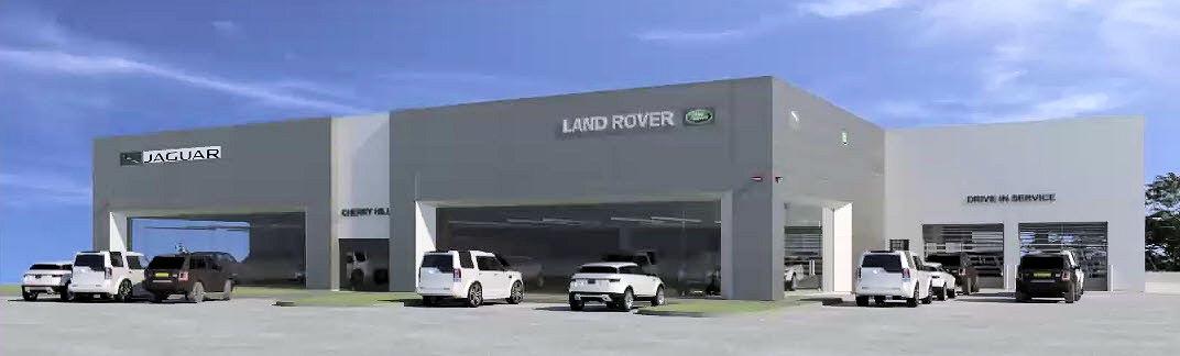 LR Dealership Rendering