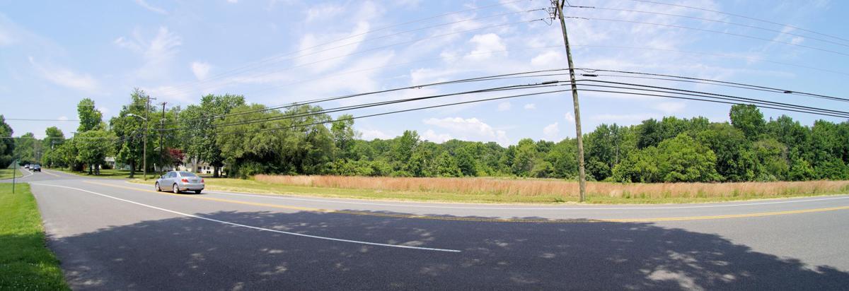propose site for mount laurel warehouse