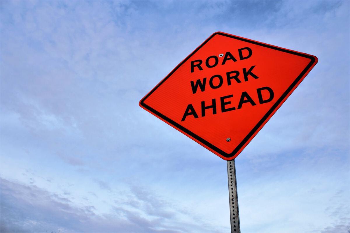 ROAD WORK AHEAD 07012021
