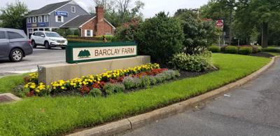 BARCLAY FARM MEDIAN