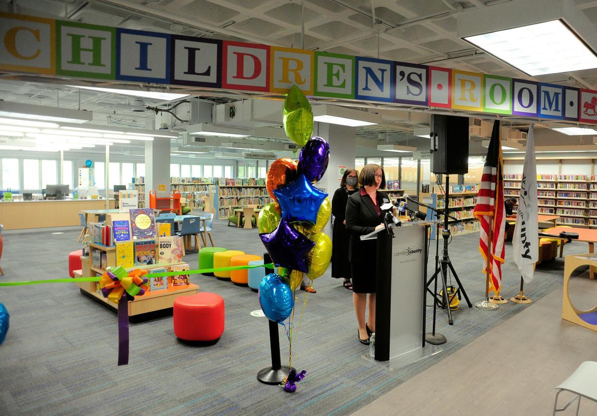 Linda Devlin Camden County Library