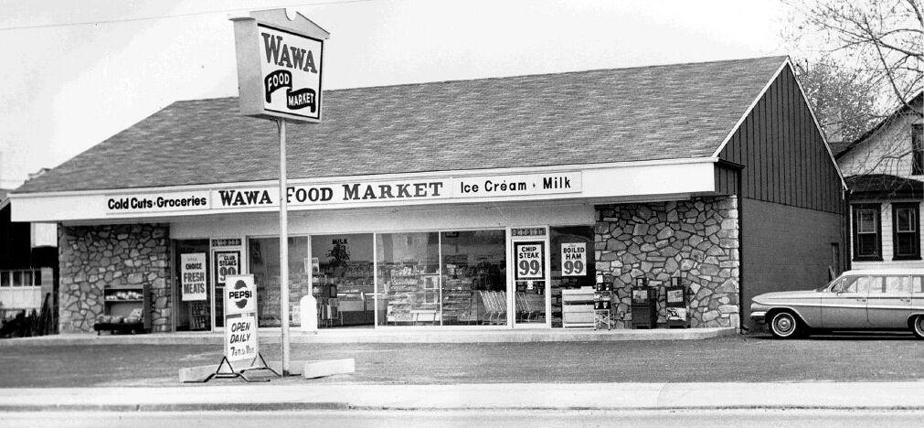 First WAWA store