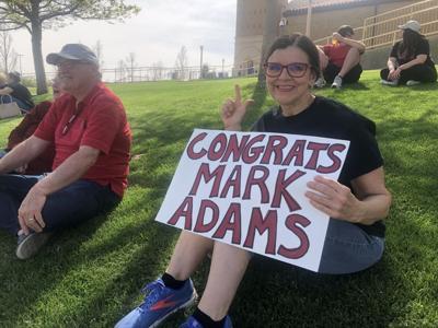 Mark Adams fan
