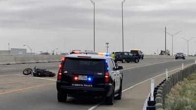19TH & I-27 FATAL MOTORCYCLE CRASH