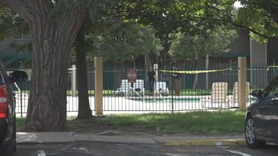 Heritage Apartments body found