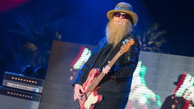 Dusty Hill Pic
