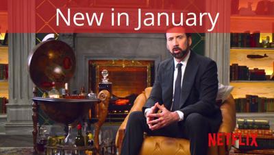 Netflix January
