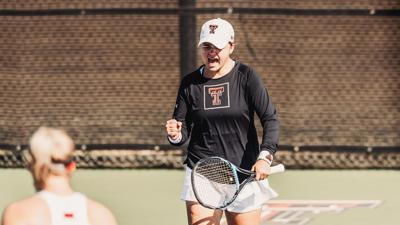 Lady Raider Tennis