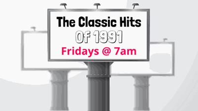Classic Hits 1991 Pic