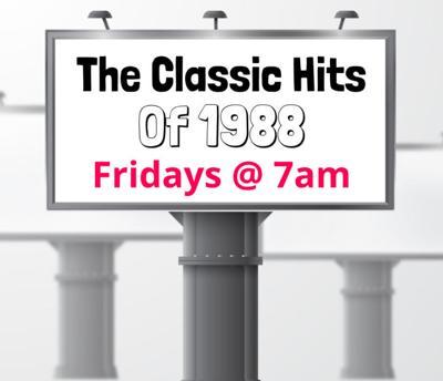Classic Hits of 1988