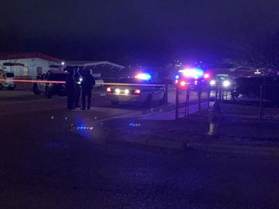 Fatal shooting 3rd Ave P