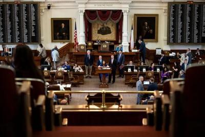 Texas Tribune Legislative Session