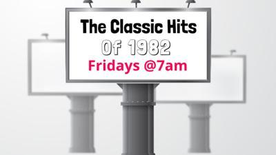 Classic Hits 1982 Eagle Pic