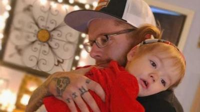 Todd James & Daughter Serenity