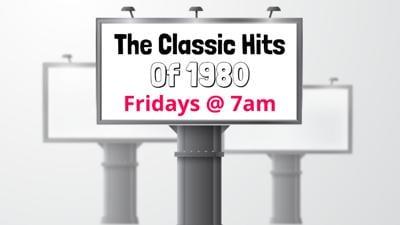 Classic Hits 1980 Pic