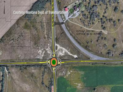 Open house for proposed roundabout at Rimrock Road and 62nd St. W