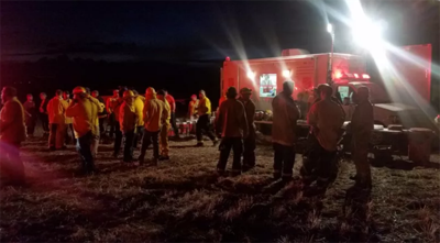 Montana Treasure: Salvation Army's Sally 1 fights for firefighters