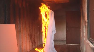 Halloween Hazards: Candles vs. Costumes