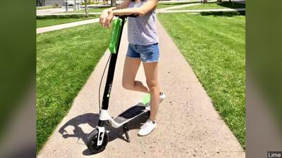 Missoula City Council to consider allowing e-scooter services